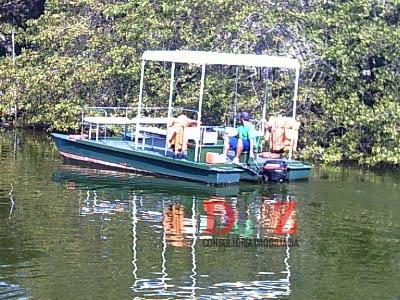 03 - Catamarã da Seapoint - Pier nº. 01